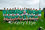 Ballyduff minors who were victors over Ballyheigue in the County Minor Hurling league final