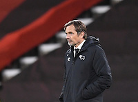 31st October 2020; Vitality Stadium, Bournemouth, Dorset, England; English Football League Championship Football, Bournemouth Athletic versus Derby County; Phillip Cocu Manager of Derby County after the match