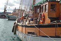 - gathering of vintage pleasure craft and yacht ....- raduno barche da diporto e yacht d'epoca