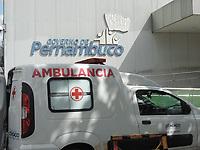 Recife (PE), 31/03/2021 - Movimentação na emergência do Hospital da Restauração de referência no Estado de Pernambuco, ele fica no centro do Recife. Pernambuco confirma 74 mortes por Covid-19 em um dia e média móvel de óbitos é a maior desde julho de 2020.