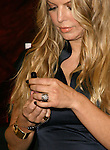 """Fergie Unveils the new """"Viva Glam VI"""" Lipstick.at M.A.C Store on Robertson in Beverly Hills, California on March 05,2009                                                                     Copyright 2009 RockinExposures"""
