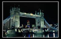 Tower Bridge (Built 1886 - 1894) - London