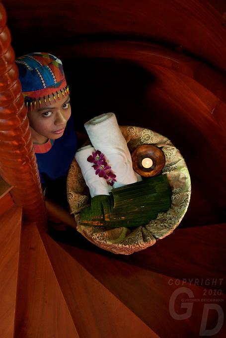The Mandarin Spa on BORACAY ISLAND PHILIPPINES