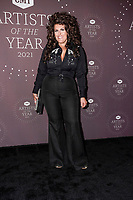 Hannah Dasher attends the 2021 CMT Artist of the Year on October 13, 2021 in Nashville, Tennessee. Photo: Ed Rode/imageSPACE/MediaPunch
