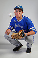 NWA Democrat-Gazette/DAVID GOTTSCHALK AN BBH-ROG SELDOMRIDGE — Hayden Seldomridge of Rogers High Newcomer of the Year Divison II Baseball photographed Thursday, May 24, 2018, in Springdale.