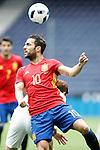 Spain's Cesc Fabregas during friendly match. June 1,2016.(ALTERPHOTOS/Acero)