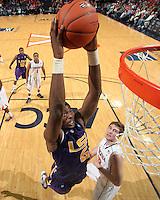 20110102 LSU vs Virginia Cavaliers mens NCAA Basketball