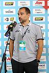 LLIGA NACIONAL CATALANA ACB 2020 AON.<br /> Morabanc Andorra vs Club Joventut Badalona: 77-75.<br /> Carles Duran.