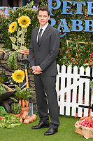 """director, Will Gluck<br /> arriving for """"Peter Rabbit"""" premiere at the Vue West End, Leicester Square, London<br /> <br /> ©Ash Knotek  D3387  11/03/2018"""