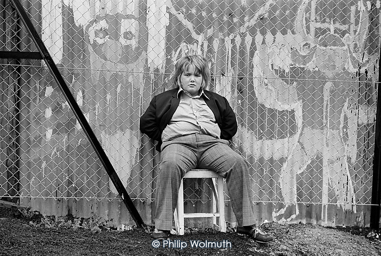 Star Street Adventure Playground, Paddington, London, 1977.