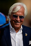 AUGUST 20, 2021: Bob Baffert before the Torrey Pines Stakes at Del Mar Fairgrounds in Del Mar, California on August 20, 2021. Evers/Eclipse Sportswire/CSM