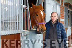 William O'Sullivan Killarney whose singing with his horse videos in the stables have gone viral