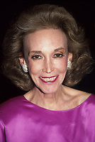 Helen Gurly Brown 1988<br /> Photo by Adam Scull/PHOTOlink