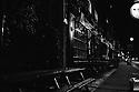 Prince Arthur Pub at night, Eversholt Street, Euston, London