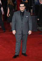 "Josh Gadd<br /> at the ""Murder on the Orient Express"" premiere held at the Royal Albert Hall, London<br /> <br /> <br /> ©Ash Knotek  D3344  03/11/2017"
