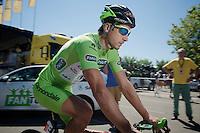 Peter Sagan (SVK/Cannondale)<br /> <br /> 2014 Tour de France<br /> stage 12: Bourg-en-Bresse - Saint-Etiènne (185km)