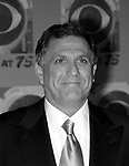 Leslie Moonves attending CBS AT 75, a three hour entertainment extravaganza commemorating CBS's 75th Anniversary, which will be  broadcast live from the Hammerstein Ballroom at New York's Manhattan Center in New York City.<br />