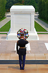 Assistant Relief Commander, Tomb of the Unknowns, Arlington National Cemetery, Arlington, Virginia