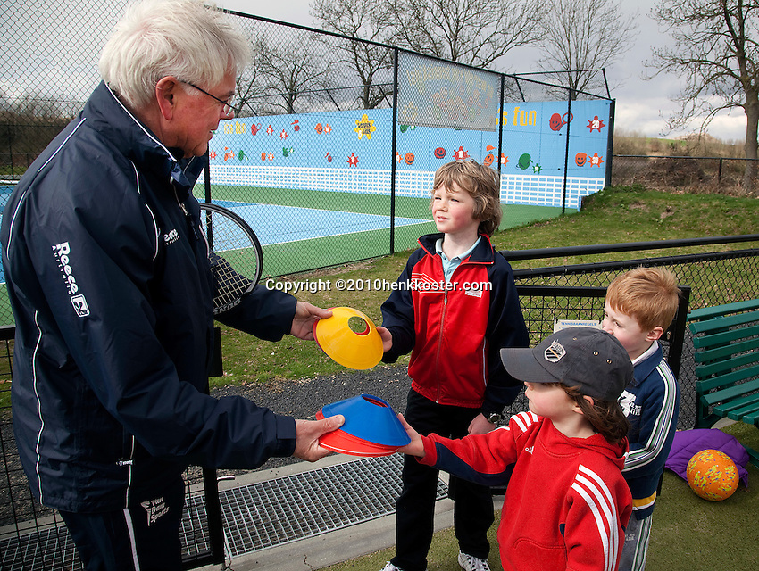31-03-10, Amersfoort, tenniskids,