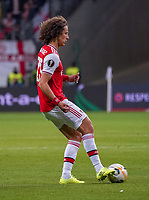 David Luiz (Arsenal London) - 19.09.2019:  Eintracht Frankfurt vs. Arsenal London, UEFA Europa League, Gruppenphase, Commerzbank Arena<br /> DISCLAIMER: DFL regulations prohibit any use of photographs as image sequences and/or quasi-video.