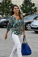 Aurelie Filippetti (Ministre de la Culture et de la Communication) .Parigi 22/8/2012.Consiglio dei Ministri.Foto Insidefoto / Gwendoline Le Goff / Panoramic