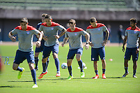 USMNT Training and Press Conference, Monday, June 30, 2014