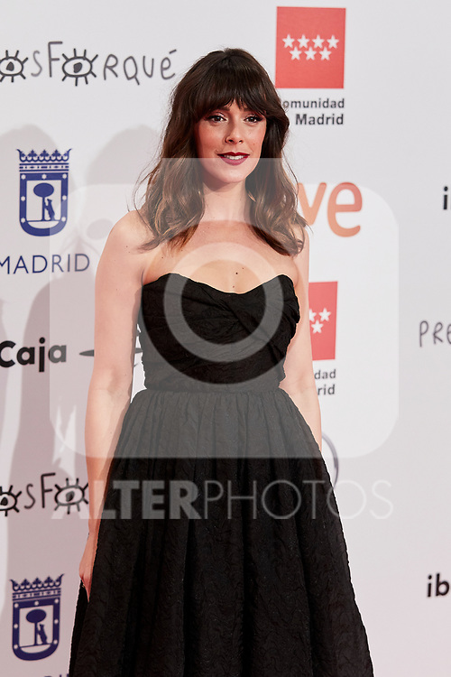 Belen Cuesta attends to XXV Forque Awards at Palacio Municipal de Congresos in Madrid, Spain. January 11, 2020. (ALTERPHOTOS/A. Perez Meca)