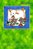 Hans, CUTE ANIMALS, paintings+++++,DTSC4215660,#AC# deutsch, illustrations, pinturas