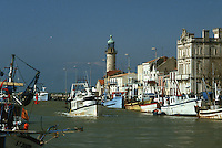 Europe/France/Languedoc-Roussillon/30/Gard/Grau du roi: Le port