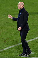 Head coach Karel Voolaid of Estonia during the friendly football match between Italy and Estonia at Artemio Franchi Stadium in Firenze (Italy), November, 11th 2020. Photo Andrea Staccioli/ Insidefoto