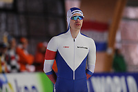 SPEEDSKATING: ERFURT: 19-01-2018, ISU World Cup, 500m Men B Division, Mikhail Kozlov (RUS), photo: Martin de Jong