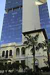 Israel, Tel Aviv-Yafo, former Russian Embassy, now Sothby's auction house on Rothschild boulevard