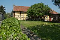 Vakwerkboerderij,  Honthem