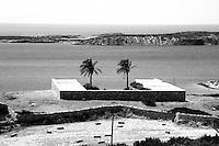 hillside sea view