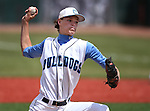 Centennial's Hayden Rosenkrantz pitaches against Galena during NIAA DI baseball action at Bishop Manogue High School in Reno, Nev., on Thursday, May 19, 2016. Galena won 4-2. Cathleen Allison/Las Vegas Review-Journal