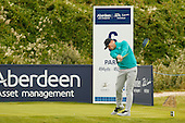 Oliver FISHER (ENG) during the third fourth playoff  of the 2016 Aberdeen Asset Management Paul Lawrie Matchplay played over the Fidra Links at Archerfield, East Lothian from 4th to 7th August 2016:  Picture Stuart Adams, www.golftourimages.com: 07/08/2016