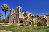 Old Spanish Missions-HDR
