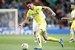 Villareal's Bruno Soriano during La Liga match. April 20,2016. (ALTERPHOTOS/Acero)
