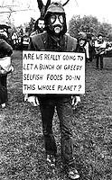 Anti nuclear protest <br /> Washington DC 4/25/80