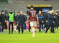 Milano  23-01-2021<br /> Stadio Giuseppe Meazza<br /> Campionato Serie A Tim 2020/21<br /> Milan - Atalanta<br /> nella foto:                                                          <br /> Antonio Saia Kines Milano