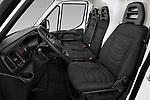 Front seat view of 2018 Iveco Daily 35S 4 Door Cargo Van Front Seat  car photos