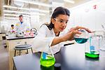 New chemistry lab at the Gunning/Lemieux Chemistry Centre,on September 5, 2017.<br /> <br /> Credit: John Ulan