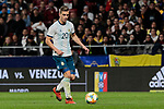Argentina's Giovani Lo Celso during International Adidas Cup match between Argentina and Venezuela at Wanda Metropolitano Stadium in Madrid, Spain. March 22, 2019. (ALTERPHOTOS/A. Perez Meca)