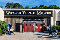 Whydah Pirate Museum, Yarmouth, Massachusetts, USA.