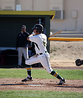 Hunter Jump - 2019 Central Arizona College Vaqueros (Bill Mitchell)