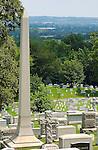 Wheeler Obelisk, Major General Joseph Wheeler Monument, Arlington National Cemetery, Arlington, Virginia