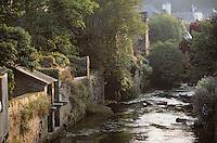 Europe/France/Bretagne/29/Finistère/Pont-Aven: Promenade Xavier Grall