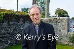 Father Anthony O'Sullivan, Lixnaw on Wednesday.