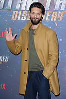 """Shazad Latif<br /> at the """"Star Trek Discovery"""" photocall, Millbank Tower,  London<br /> <br /> <br /> ©Ash Knotek  D3347  05/11/2017"""