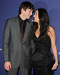 """Ashton Kutcher & Demi Moore at The 18th Annual"""" A Night at Sardi's"""" Fundraiser & Awards Dinner held at The Beverly Hilton Hotel in The Beverly Hills, California on March 18,2010                                                                   Copyright 2010  DVS / RockinExposures"""
